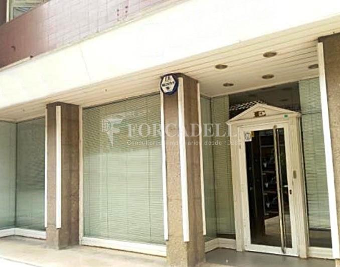 Oficina en venda en planta baixa al districte de Gràcia. Barcelona. #1