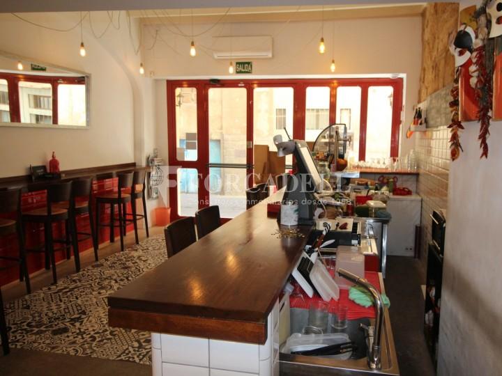 Local comercial -Bar- en venda a Barri antic de Palma amb llogater. Ideal inversor. #1
