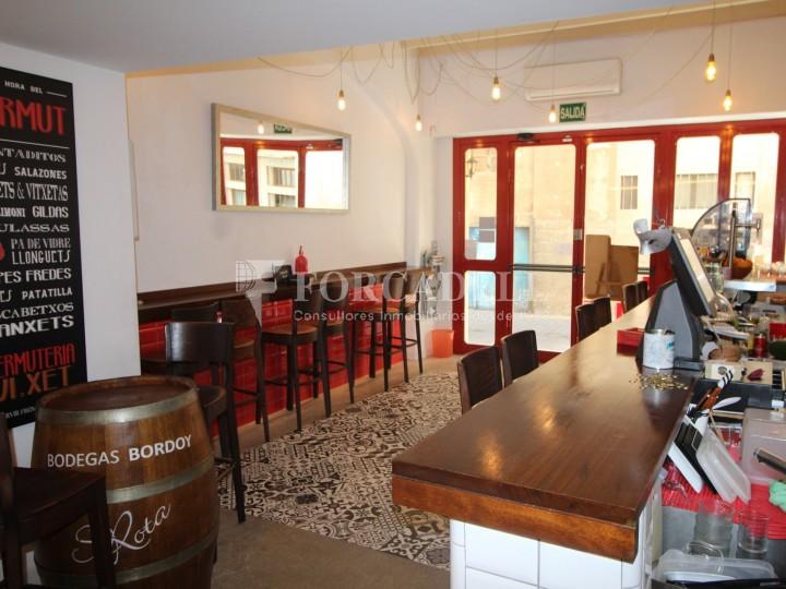 Local comercial -Bar- en venda a Barri antic de Palma amb llogater. Ideal inversor. #4