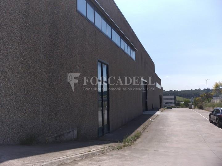 Nave industrial en alquiler de 999 m² - Lliça de Vall, Barcelona #1