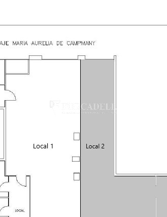 Local comercial disponible a Malgrat de Mar Barcelona. #4