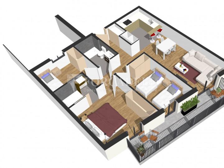Nova promoció de 9 habitatges i 1 local en venda a Granollers 6