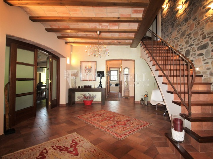Casa rústica en venda al centre de Cardedeu 10
