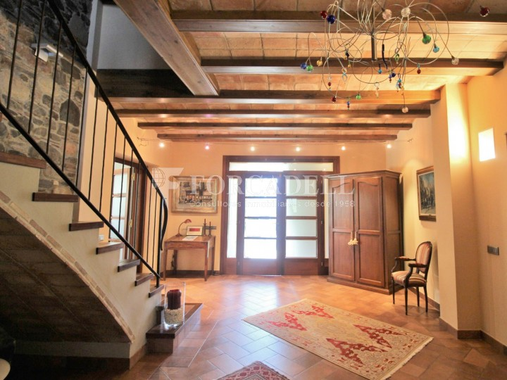 Casa rústica en venda al centre de Cardedeu 11