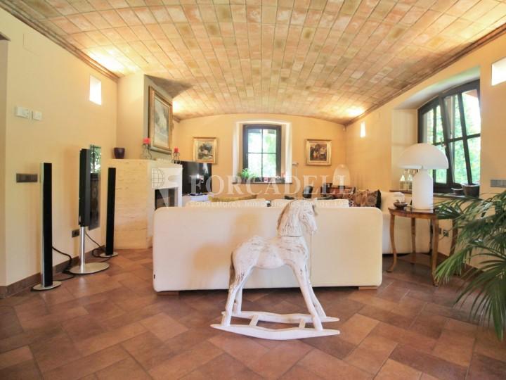 Casa rústica en venda al centre de Cardedeu 13