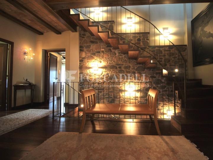 Casa rústica en venda al centre de Cardedeu 16