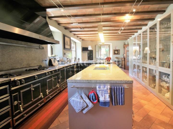 Casa rústica en venda al centre de Cardedeu 3
