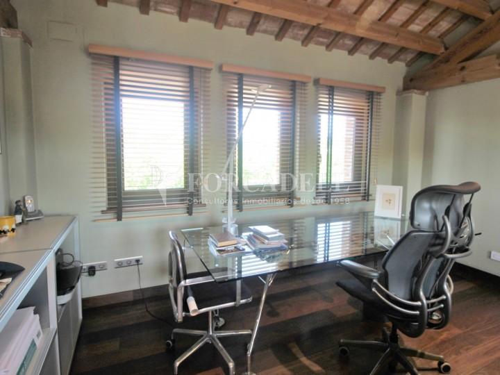 Casa rústica en venda al centre de Cardedeu 32