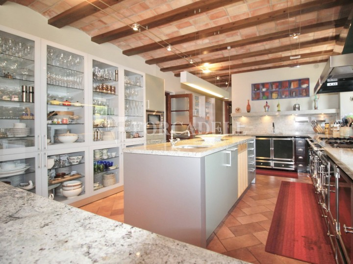 Casa rústica en venda al centre de Cardedeu 4