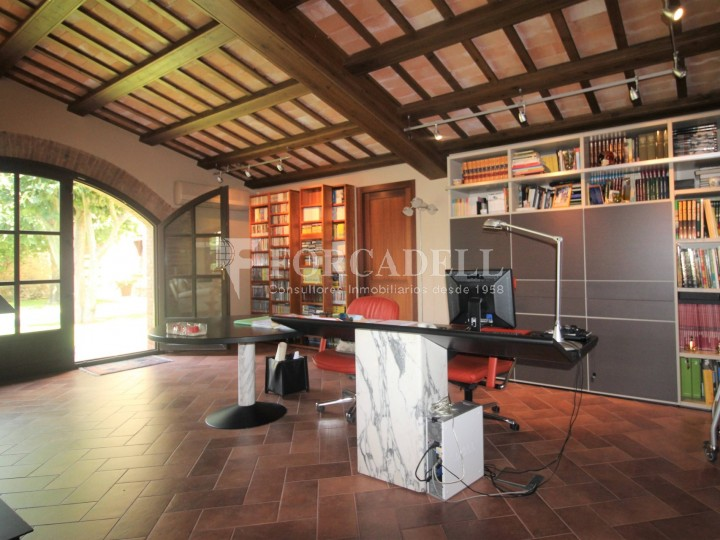 Casa rústica en venda al centre de Cardedeu 41