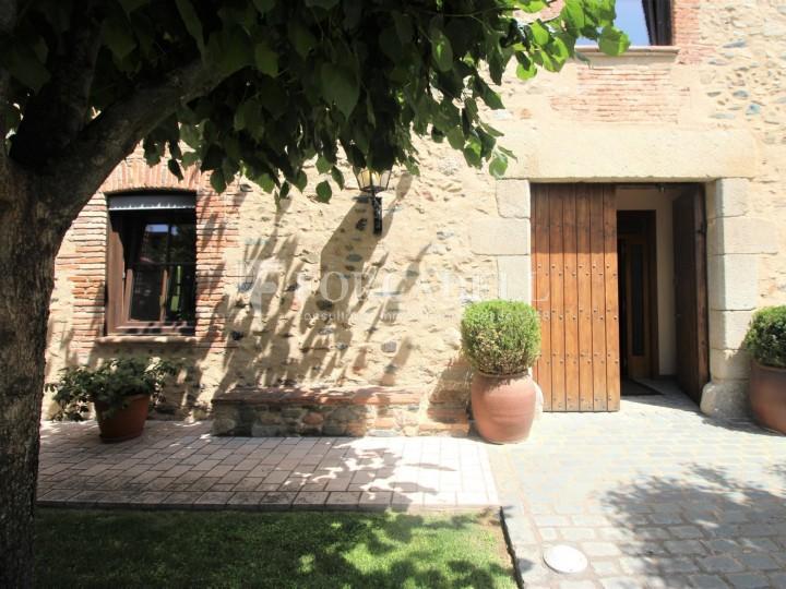 Casa rústica en venda al centre de Cardedeu 51