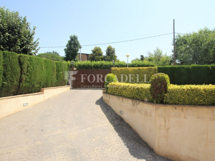 Casa rústica en venda al centre de Cardedeu 53