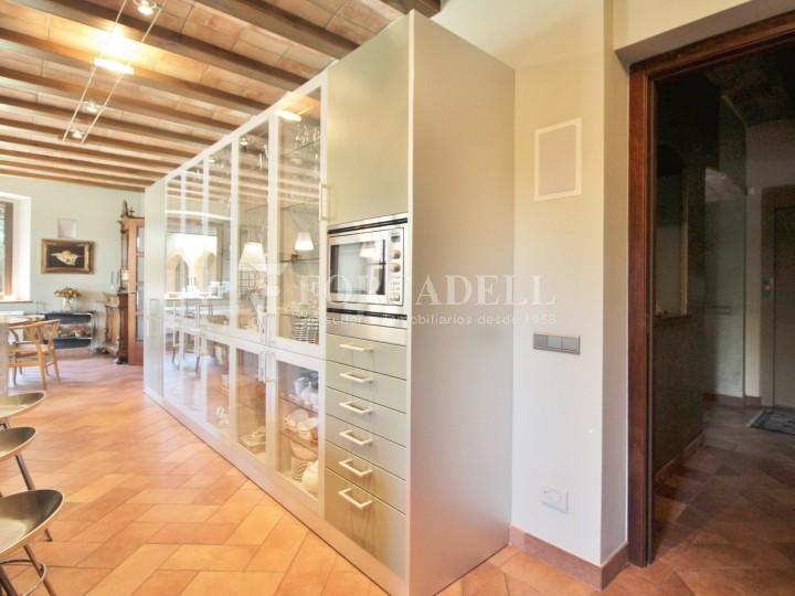 Casa rústica en venda al centre de Cardedeu 6