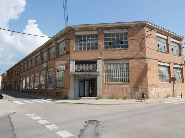 Nau industrial en venda de 1.250 m² - Terrassa, Barcelona. 1