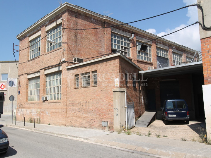 Nau industrial en venda de 1.250 m² - Terrassa, Barcelona. 2