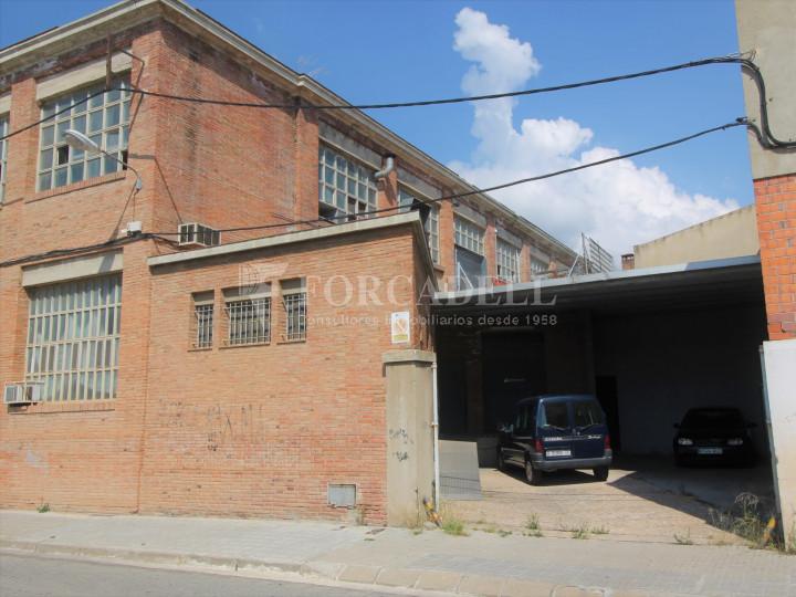 Nau industrial en venda de 1.250 m² - Terrassa, Barcelona. 3