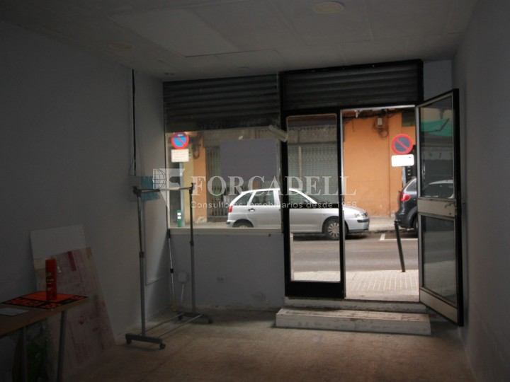 Commercial space available a few meters from Barcelona Avenue and Catalunya Square. Terrassa Barcelona. 3