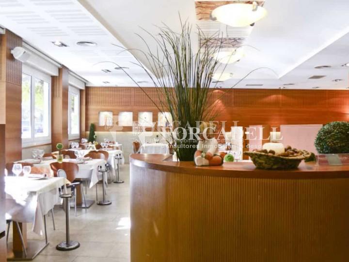 Restaurant en venda, emblemàtic i amb història al centre de Terrassa. #1