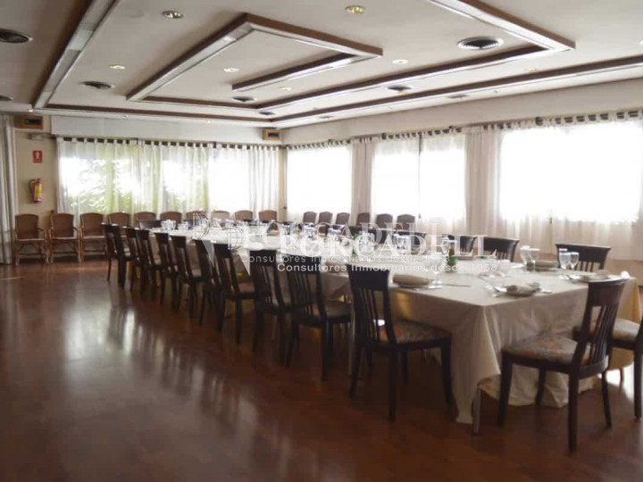 Restaurant en venda, emblemàtic i amb història al centre de Terrassa. #2