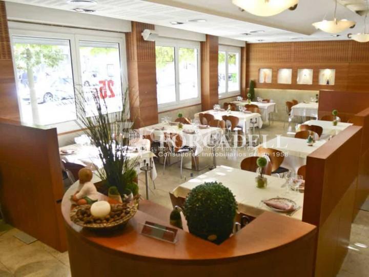 Restaurant en venda, emblemàtic i amb història al centre de Terrassa. #5