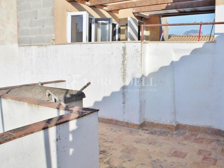 Casa tipica de poble en venda a Binissalem 21