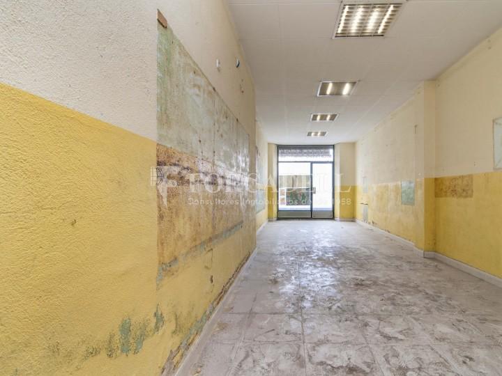 Local en lloguer acondicionat a Sant Antoni. Barcelona. Cod. 3128 #7