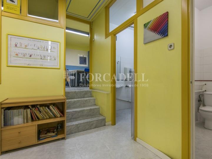 Corner commercial premises for sale in the center of Terrassa. Barcelona. 9