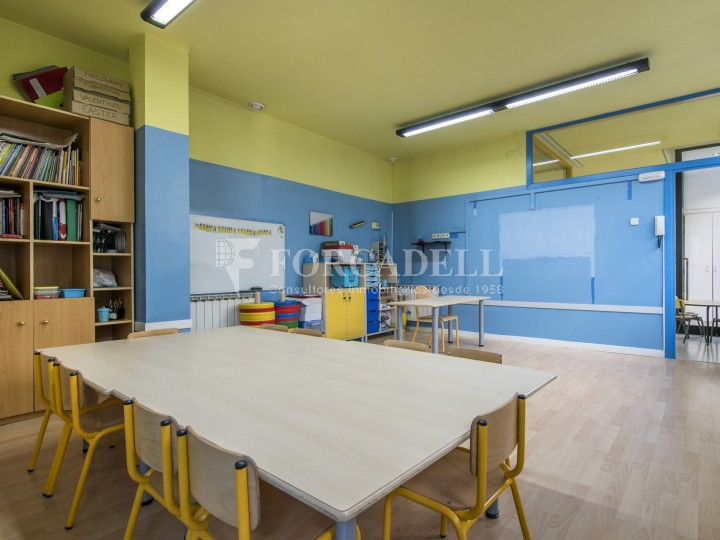 Corner commercial premises for sale in the center of Terrassa. Barcelona. 42