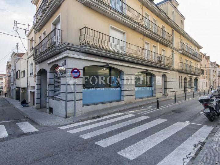 Local comercial cantoner en venda al centre de Terrassa. Barcelona.  43