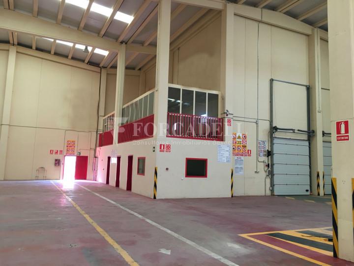 Nau industrial en venda de 2.765 m² - Collbato, Barcelona 6