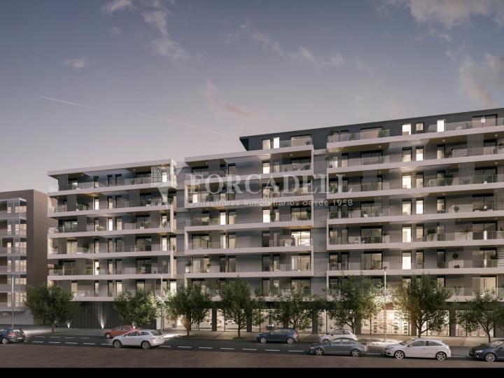 Pis de 61,23 m² més 10,27 m² de terrassa d'obra nova situat a la cinquena planta al centre de Sabadell 9