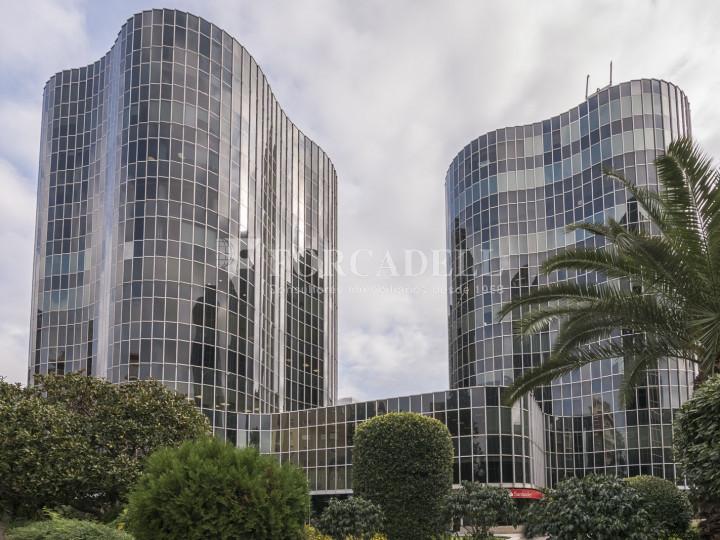 Oficina exterior en venda en rendibilitat junt a l'Av. Diagonal de Barcelona. 2
