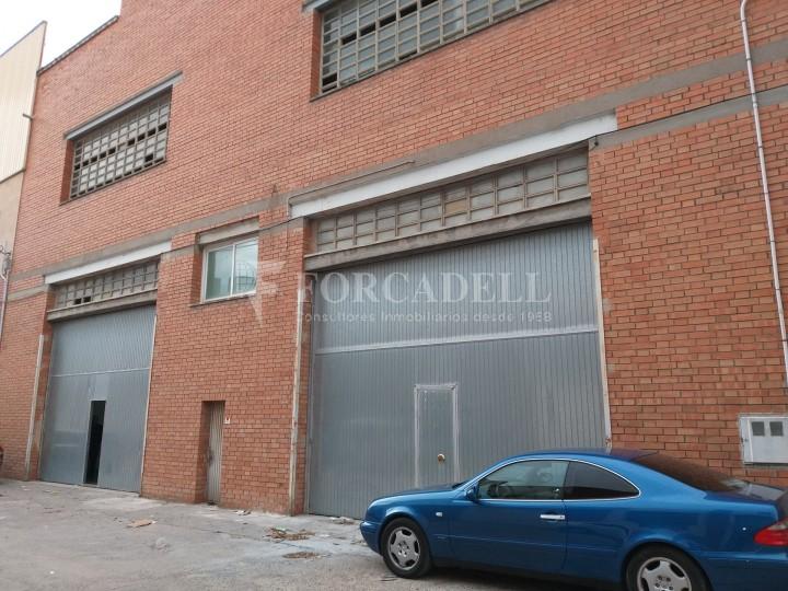 Nave industrial en venta de 1.060 m² - Granollers, Barcelona 1