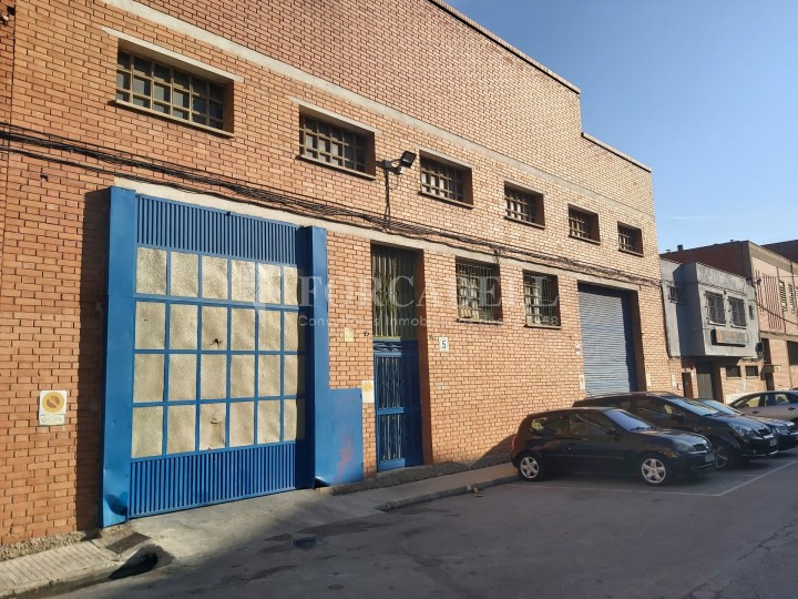 Nave industrial en alquiler de 1.110 m² - Barcelona 1