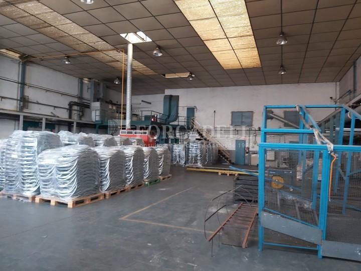 Nave industrial en alquiler de 1.110 m² - Barcelona 2