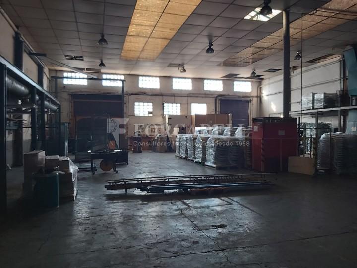 Nave industrial en alquiler de 1.110 m² - Barcelona 3