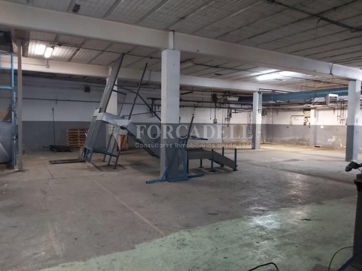 Nave industrial en alquiler de 1.110 m² - Barcelona 5