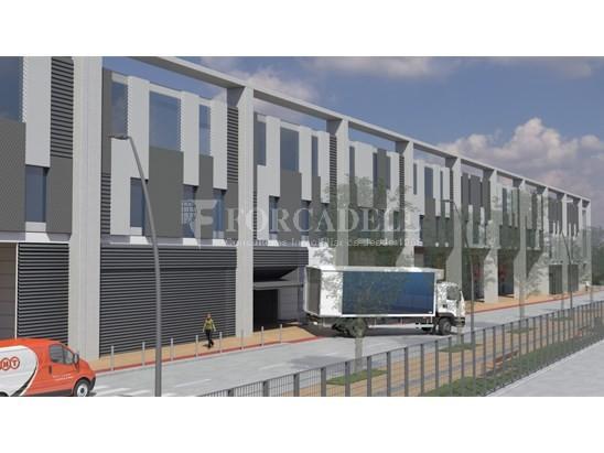 Nau corporativa d'obra nova de 25.218 m² en venda a Barcelona 8