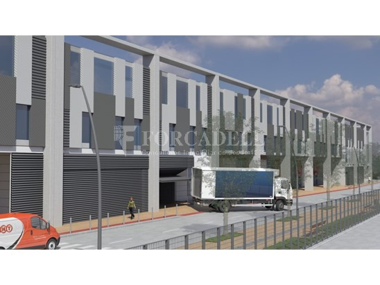 Nau corporativa d'obra nova de 868 m² en venda a Barcelona 4