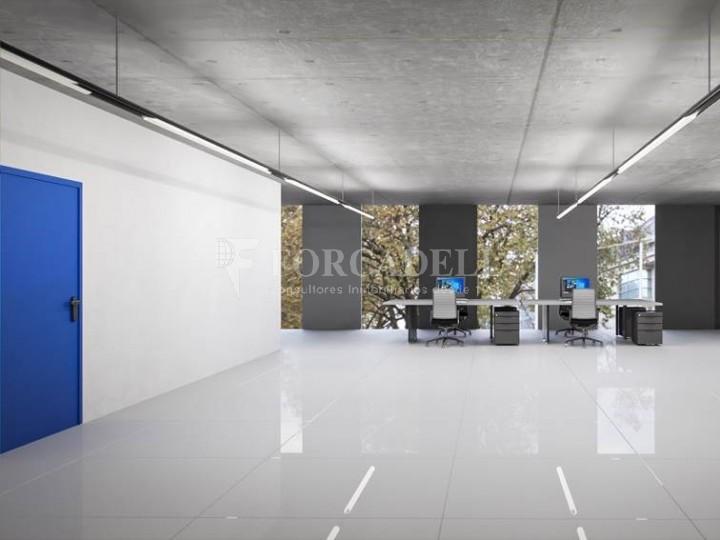 Nau corporativa d'obra nova de 868 m² en venda a Barcelona 8
