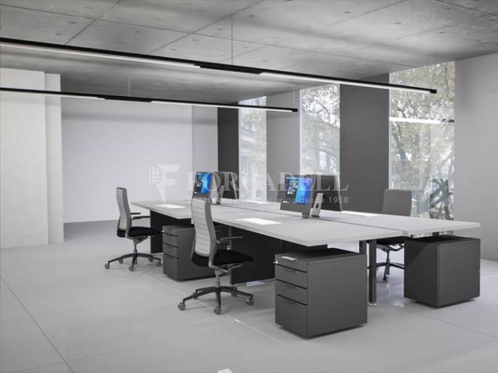 Nau corporativa d'obra nova de 2.054 m² en venda a Barcelona 9