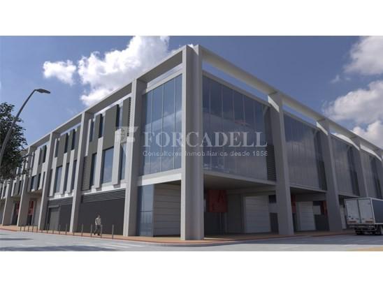 Nau corporativa d'obra nova de 5.136 m² en venda a Barcelona 1