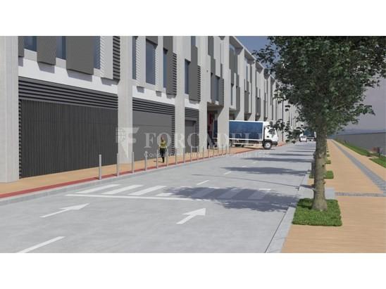 Nau corporativa d'obra nova de 7.296 m² en venda a Barcelona 1