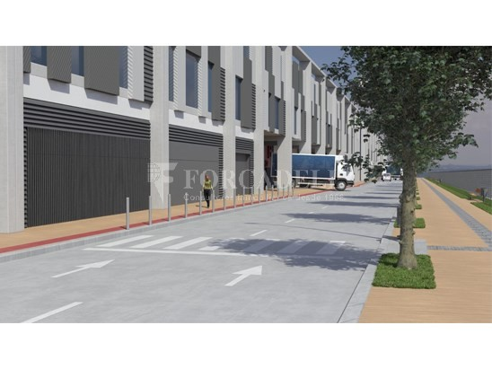 Nave corporativa de obra nueva de 11.455 m² en venta en Barcelona 1