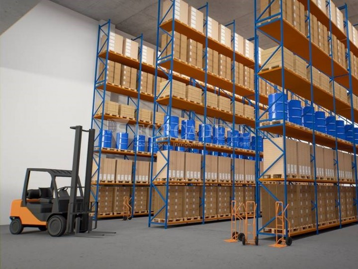 Nau corporativa d'obra nova de 18.751 m² en venda a Barcelona 2