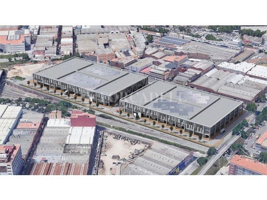Nau corporativa d'obra nova de 18.751 m² en venda a Barcelona 6