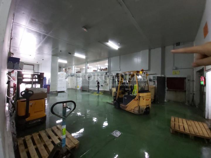 Nave industrial en venta con camaras de frio de 2.117 m² - Mercabarna, Barcelona  4