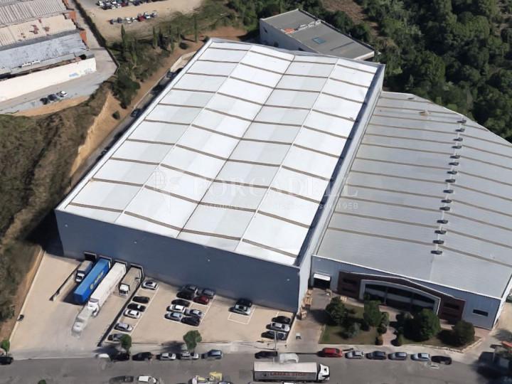 Nave logística en venta o alquiler de 17.067 m² -Caldes de Montbui, Barcelona  16