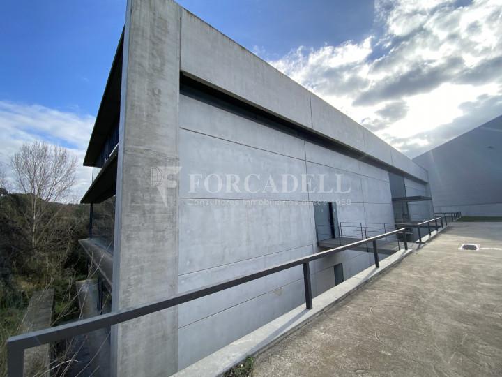 Nave logística en venta o alquiler de 17.067 m² -Caldes de Montbui, Barcelona  35