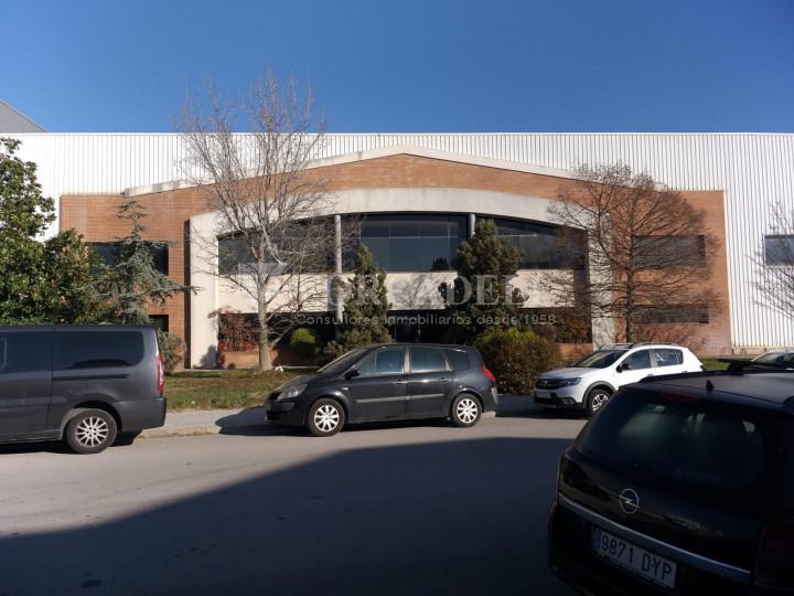 Nave logística en venta o alquiler de 17.067 m² -Caldes de Montbui, Barcelona  46
